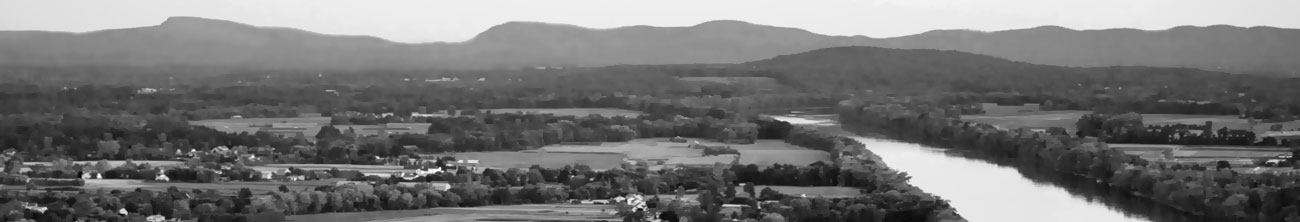 Pioneer Valley, as seen from Mount Sugarloaf in South Deerfield, MA