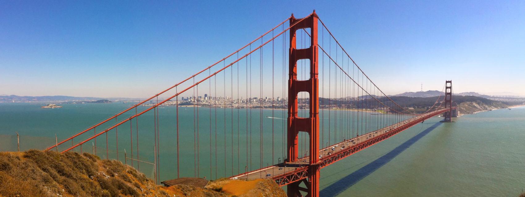 Golden Gate Bridge photo by Trace Meek