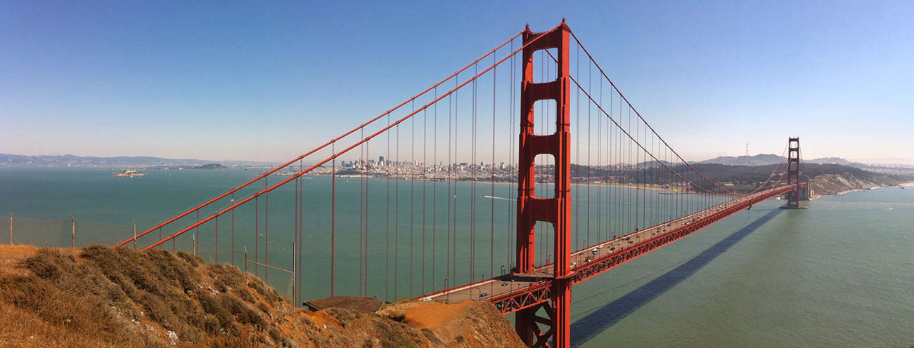 San Francisco and the Marin Headlands