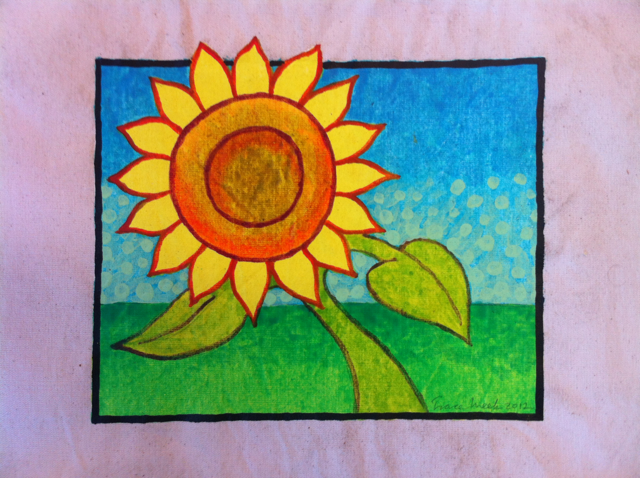 Sunflower Image